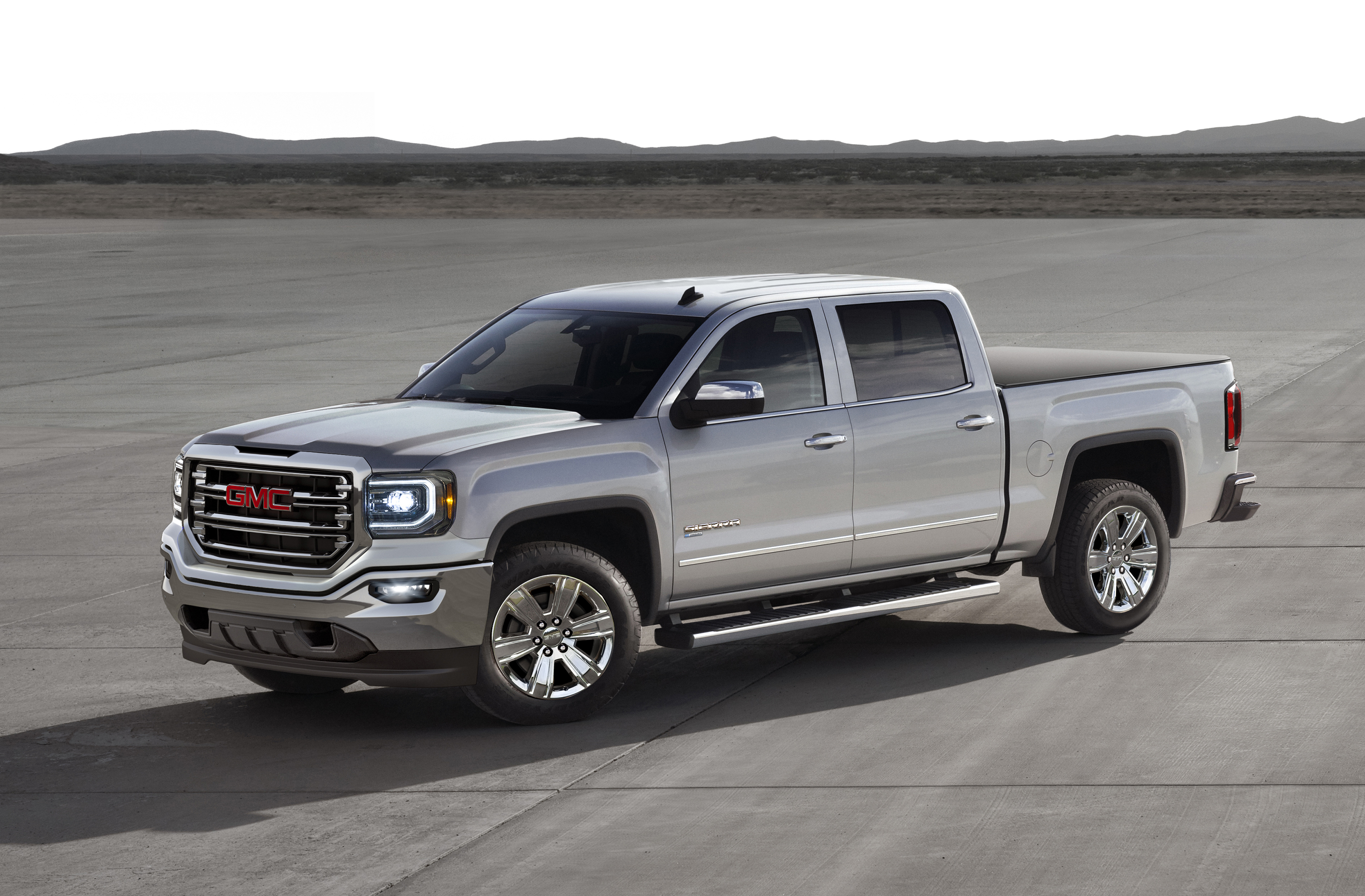 2016 Chevrolet Silverado Eist Hybrid And Gmc Sierra Launched