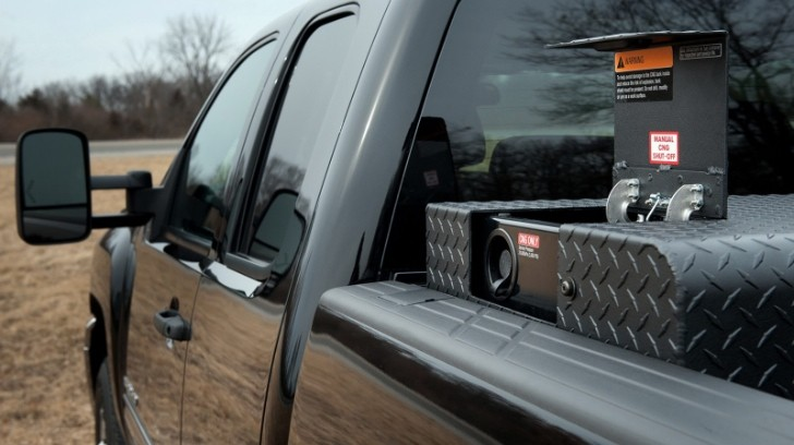 Chevrolet Silverado HD and GMC Sierra HD Get CNG Option for $11,000 [Photo Gallery]