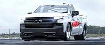 "Chevrolet Silverado ""Rental Racer"" Looks Like a Quarter-Mile Solution"