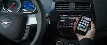 Chevrolet Spark and Sonic to Integrate iPhone's Siri