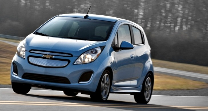 chevrolet spark ev to be priced under 25 000 autoevolution. Black Bedroom Furniture Sets. Home Design Ideas