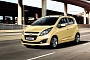 Chevrolet Spark Facelift Revealed Ahead of Paris Debut