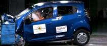 Chevrolet Spark Gets Four Stars at Euro NCAP [video]