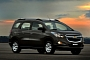 Chevrolet Spin MPV Launched [Photo Gallery]