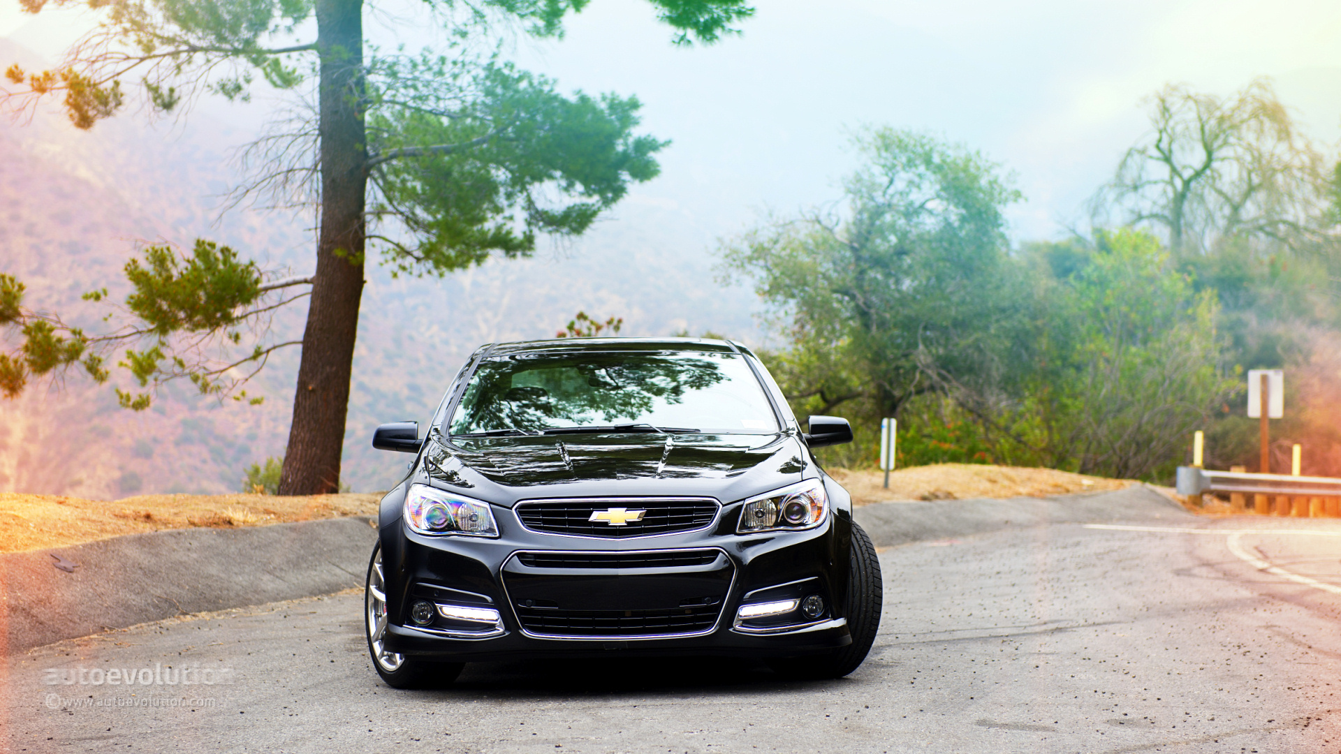 Chevy Blackout Truck >> Chevrolet SS HD Wallpapers - autoevolution