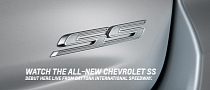 Chevrolet SS Teased Ahead of Daytona Debut