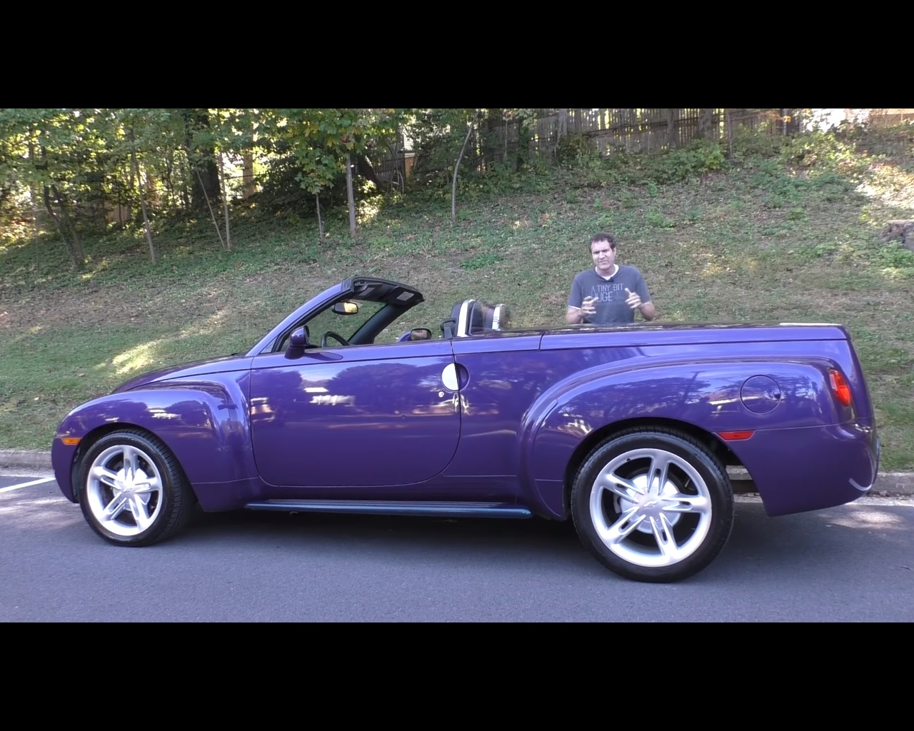 Chevrolet SSR Review Is A Blast To The Not-So-Distant Past ...