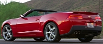 Chevrolet to Discontinue Beige Top for Camaro Convertible after MY2014