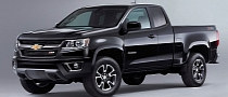 Chevrolet to Offer Manual Transmission on 2015 Colorado