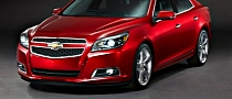 Chevrolet to Refresh 2013 Malibu Next Year