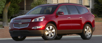 Chevrolet Traverse Production Suspended for 2 Months