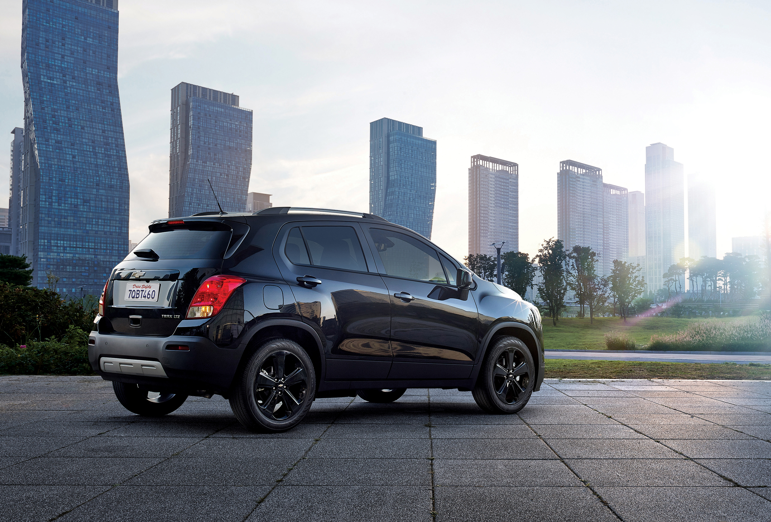 Chevrolet Trax Makes A Statement With Midnight Edition