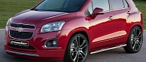 Chevrolet Trax Receives Irmscher Treatment