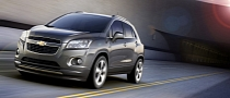 Chevrolet Trax Small Crossover Revealed