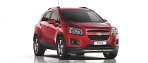 Chevrolet Trax to Debut in Paris