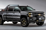 Chevrolet Unveils Silverado Black Ops, Volunteer Firefighter Concepts [Photo Gallery]