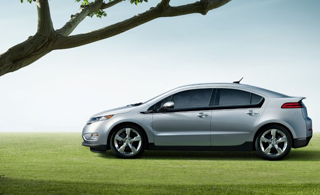 Chevy Volt Features 3 Driving Modes