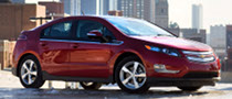 Chevrolet Volt Made of Oil-Soaked Material from Gulf of Mexico