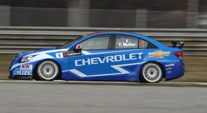 Chevrolet Withdrawing from WTCC!