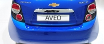 Chevrolet Working on Aveo-based Small SUV