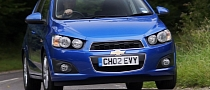 Chevy Aveo: Safest Supermini Tested in 2011 by Euro NCAP
