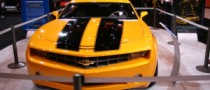 Chevy-Based Autobots from Transformers 2 Debut at Chicago