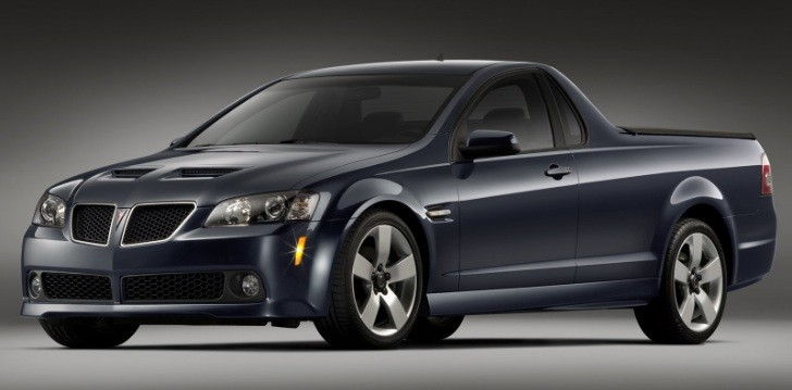 Chevy Commodore Ute and Wagon in the US?