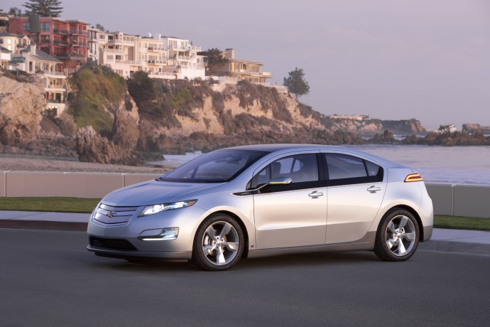 Chevy Build And Price >> Chevy Could Build Cheaper Volt Autoevolution