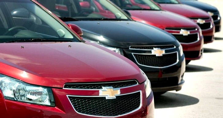 Chevy Cruze Production Shift to Europe Causes Anxiety in Korea