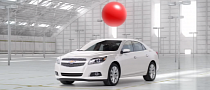 Chevy Malibu Commercial: Park Reminder App [Video]
