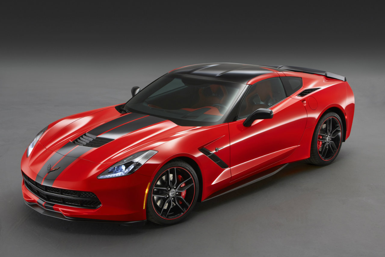 Chevy Offers Pacific Design Package For the 2015 Corvette Stingray ...