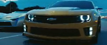 Chevy Runs Deep in Transformers 3 [Video]