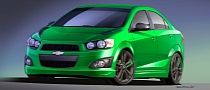Chevy Sonic Z-Spec 1 Concept Coming to 2012 SEMA