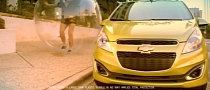 Chevy Spark Commercial: Bubble Boy and Jackalope [Video]