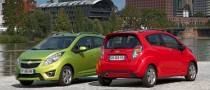 Chevy Spark Gets 5 Stars KNCAP Rating
