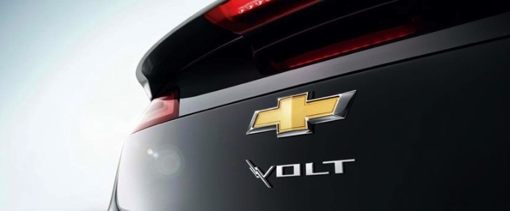 Chevy Volt Gets Minor Improvements for 2012