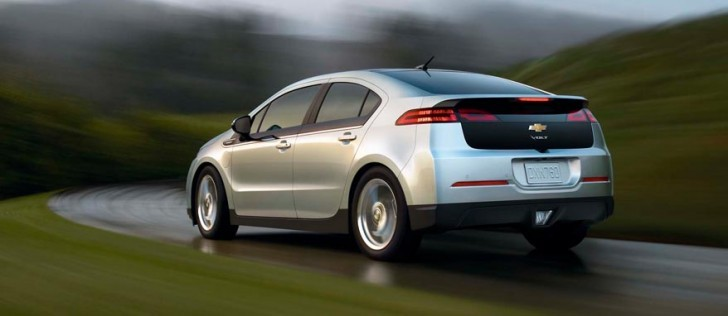 Chevy Volt Surpasses Nissan Leaf Sales for Fifth Consecutive Month