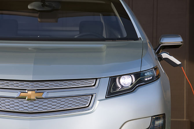 Chevy Volt To Be Priced At 40000 Autoevolution