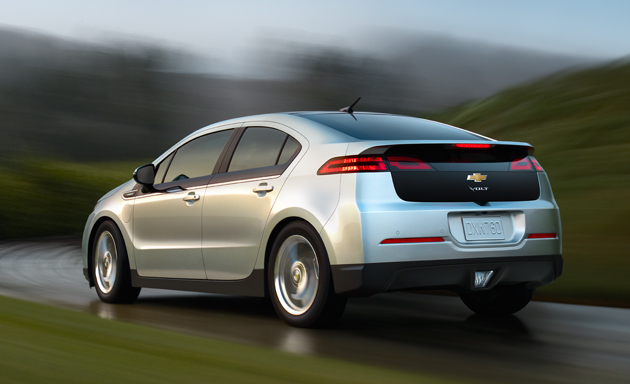Chevy Volt Lease >> Chevy Volt To Get 240v Chargers Autoevolution