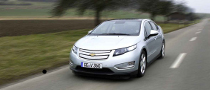Chevy Volt to Sell in Europe for EUR41,950