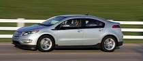Chevy Volt Awarded Best Eco Car in UK