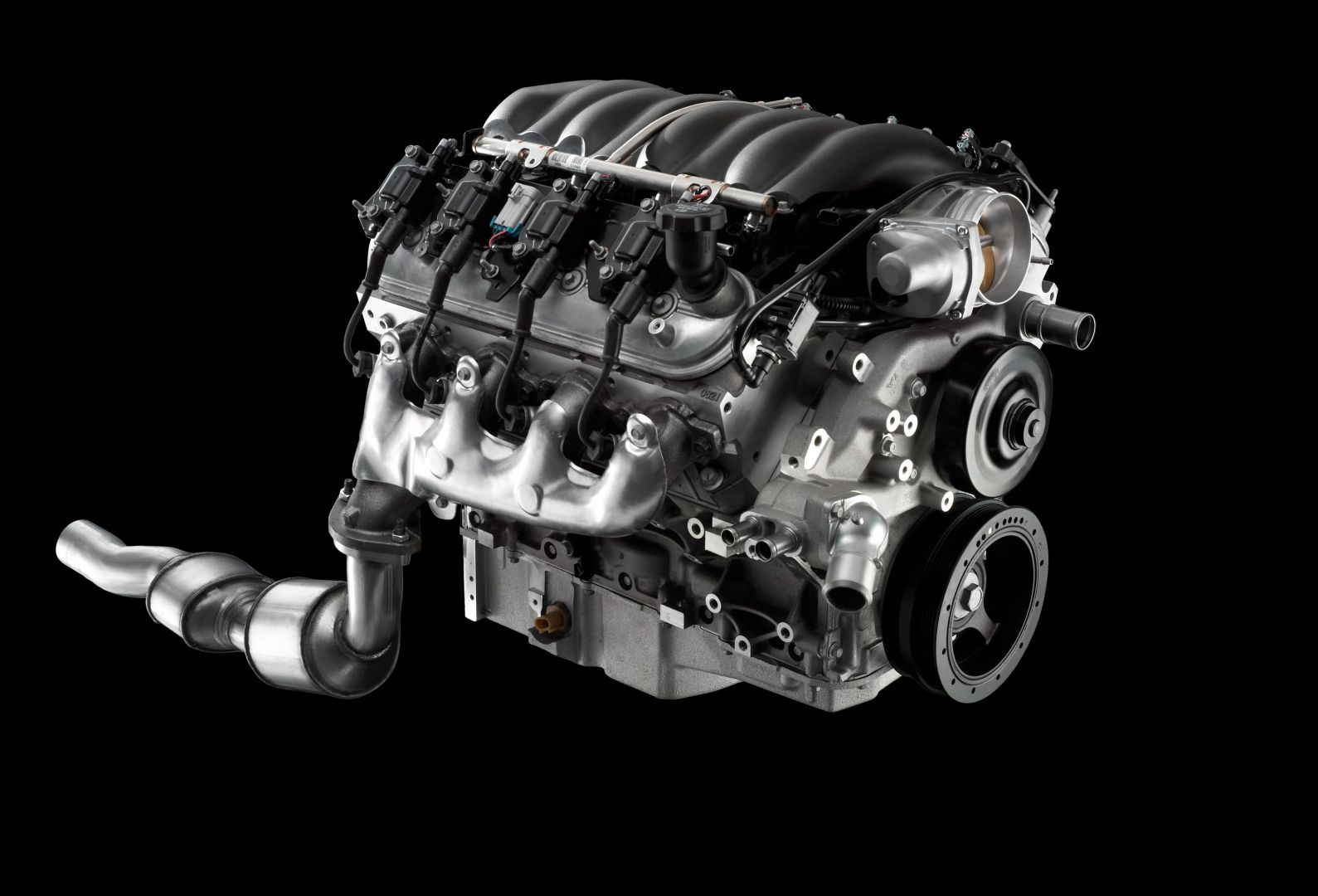 chevy working on new small block v8 autoevolution. Black Bedroom Furniture Sets. Home Design Ideas