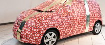 Chevy Wraps the Spark as a Christmas Gift
