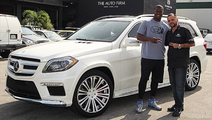 Chicago Cubs Right Fielder Jorge Soler Got His Mercedes