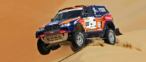Chicherit Wins First Stage in 2010 Dakar