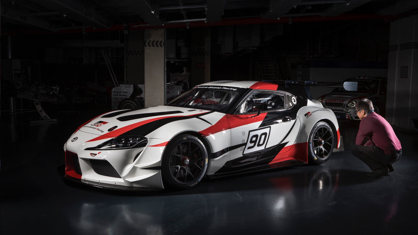 Chief Engineer Confirms 2019 Toyota Supra Will Launch In