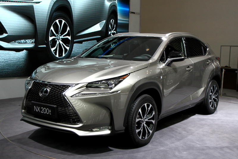 Chief Engineer Sheds More Details on the Lexus NX at 2014 ...