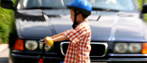 Children Misjudge Speed of Cars