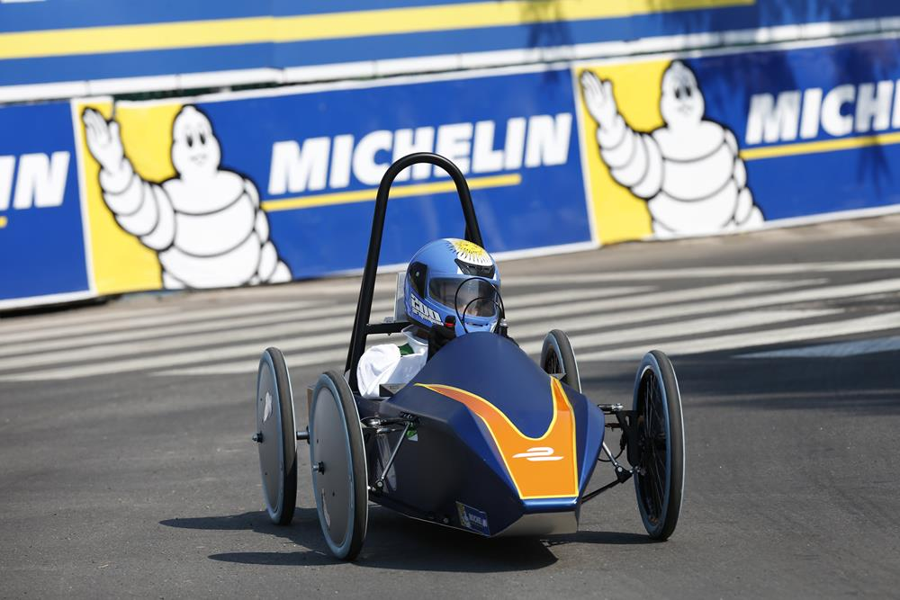 Children Will Race Their Own Homemade Electric Racing Cars in ...