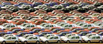 China Car Sales Slow in January